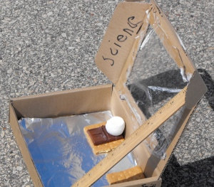 Earth Day Activity: Build a Solar Oven